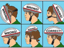 How to look Sexy in a Bicycle Helmet